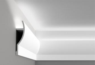 Gzymsy oświetleniowe